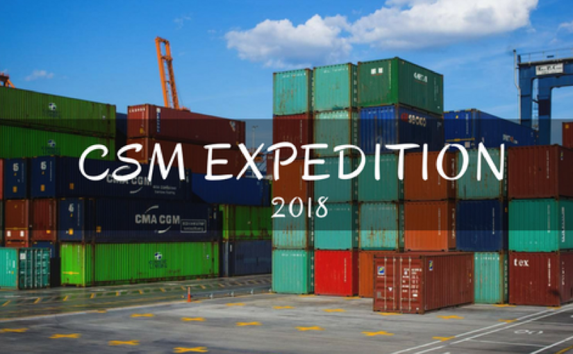 CSM expedition 2018